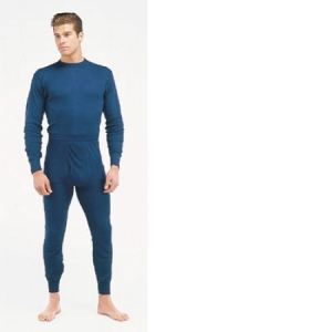 Rothco Polypropylene Thermal Underwear Bottom- Navy Blue - 6244