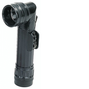 Rothco G.I. Type Black D-cell Flashlights - 639