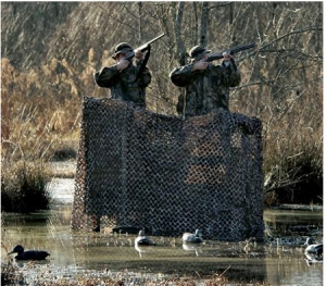 Rothco Military Type Camo Netting - 9 Foot 10 inch x 19 foot 8 inch - 6503