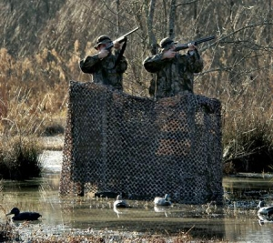 Rothco Ultra Light Camo Netting - 3 foot 10 inch x 9 foot 10 inch - 6505