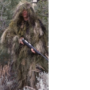 Rothco Ultra Light Long Ghillie Jacket - 65128