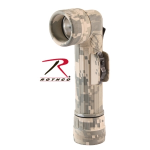 Rothco G.I. Army Digital Camo Flashlight - 701