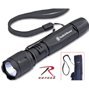 Rothco Smith & Wesson Galaxy Elite 100 Lumen LED Flashlight - 7150