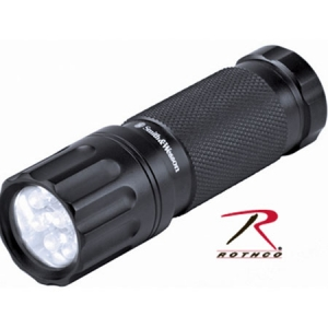 Rothco Smith & Wesson Galaxy 9-Bulb LED Flashlight - 7153