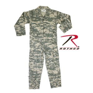 Rothco Kids Army Digital Camo Air Force Type Flightsuit - 7208
