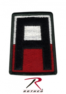 Rothco 1st Army inchA inch Patch - 72127