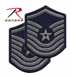 Rothco USAF Senior Master Sergeant Air Force Patch - 72178