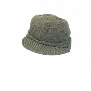 Rothco Genuine Olive Drab Wool Jeep Cap - 7709
