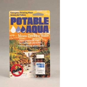 Rothco Potable Aqua Water Purification Tablets - 7740