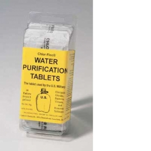 Rothco Military Water Purification Tablets - 7741