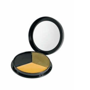 Rothco G.I. 3 Color Camo Face Paint Compact - 8207