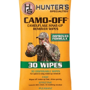 Rothco Camouflage Face Paint Remover Wipes - 8209