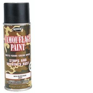 Rothco Camouflage Spray Paint - 8223