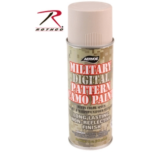 Rothco Sand 12 oz.spray Paint - 8323