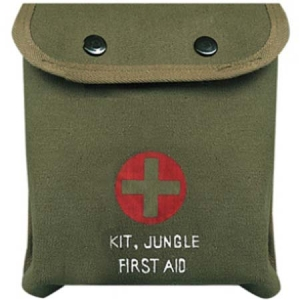 Rothco O.D. M-1 Jungle First Aid Pouch - 8326