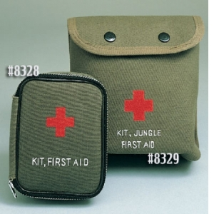Rothco M-1 Jungle First Aid Kit - 8329