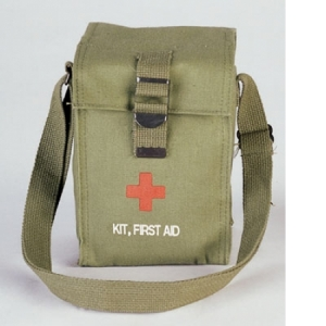 Rothco Olive Drab Platoon Leaders First Aid Kit - 8331