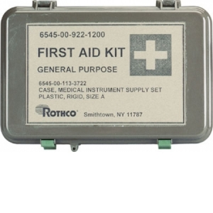 Rothco G P Waterproof Od Military First Aid Kit - 8335