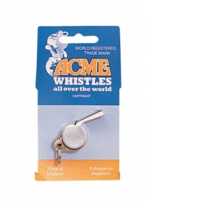 Rothco Acme Nickel Plated Thunderer Whistle - 8455