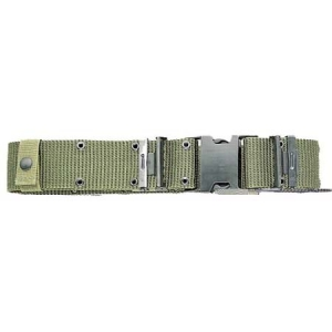 Rothco New Issue O.D. U.S.M.C. Nylon Pistol Belt-Large - 9074