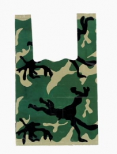 Rothco Medium Woodland Camouflage Shopping Bag - 9996