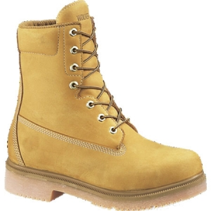 Wolverine Gold Waterproof Steel-Toe Electrical Hazard 8 inch Boot - W01110