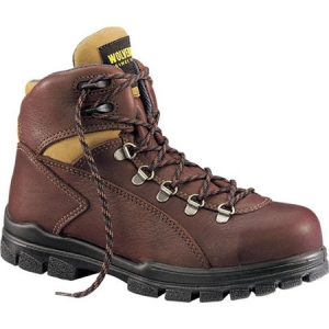 Wolverine Womens DuraShocks EH Steel-Toe Waterproof 6 inch Hiker - W03979