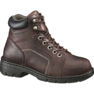 Wolverine Womens Steel-Toe Electrical Hazard 6 inch Boot - W04403