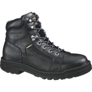 Wolverine Exert DuraShocks Steel Toe Electrical Hazard Lace To Toe 6 inch Opanka Boot - W04421
