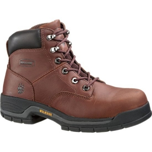 Wolverine Harrison Womens 6 inch Lace-Up Steel Toe EH Boot - W04675