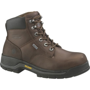 Wolverine Harrison GORETEX Waterproof 6 inch Boot - Brown - W05685