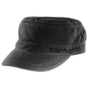 Carhartt Mens Irvine Military Cap - Black - 100290