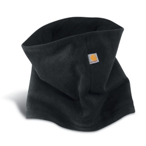 Carhartt Mens Fleece Neck Gaiter - Black - A204