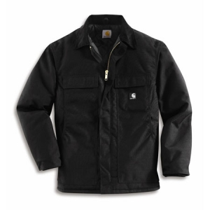 Carhartt Mens Extremes Coat - Black - C55