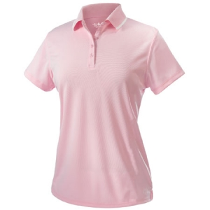Charles River Womens Classic Wicking Polo Shirt - Pink - 2811