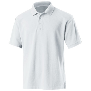 Charles River Mens Allegiance Polo Shirt - White - 3045