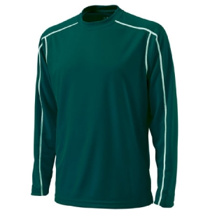 Charles River Long Sleeve Wicking T-Shirt - Forest - 3137