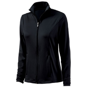 Charles River Womens Fitness Jacket - Black - 5186