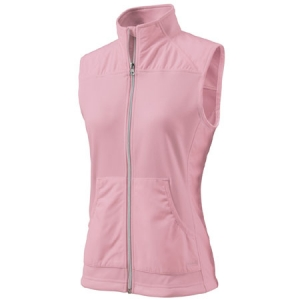 Charles River Womens Breeze Vest - Blush Pink - 5195
