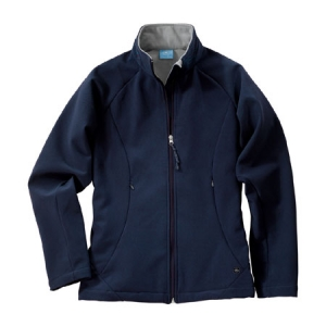 Charles River Womens Ultima Soft Shell Jacket - Navy - 5916