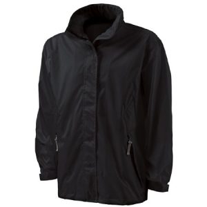Charles River Thunder Rain Jacket - Black - 9173