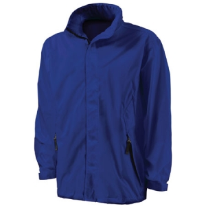 Charles River Thunder Rain Jacket - Royal - 9173