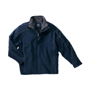 Charles River Mens Alpine Parka - Navy - 9664