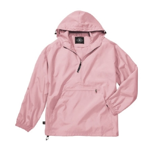 Charles River Pack-N-Go Pullover - Pink - 9904