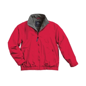 Charles River Navigator Jacket - Red - 9934