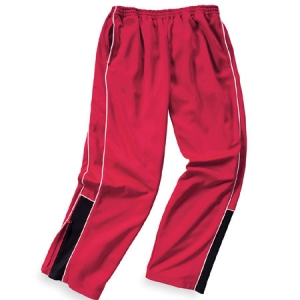 Charles River Mens Olympian Pants - Red/White/Black - 9985