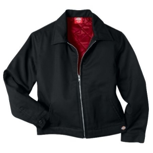 Dickies Womens Eisenhower Jacket - Black - FJ311