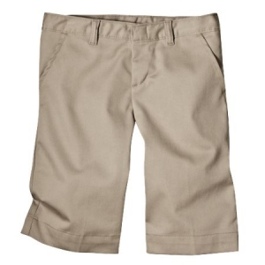 Dickies Girls Bermuda Shorts - Khaki - KR014