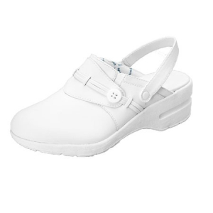 Dickies Womens Dickies Clog - White - AMAZING