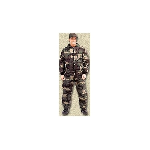 Rothco Woodland Camo Coveralls - Unlined - 7010